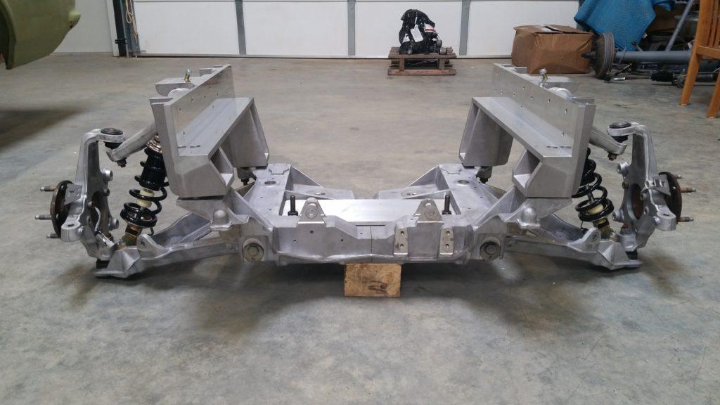 C5 Corvette Suspension Cradle Narrowing/Shortening |